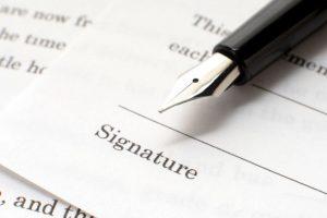 Zanim złożysz swój podpis, dokładnie zapoznaj się z umową pożyczki